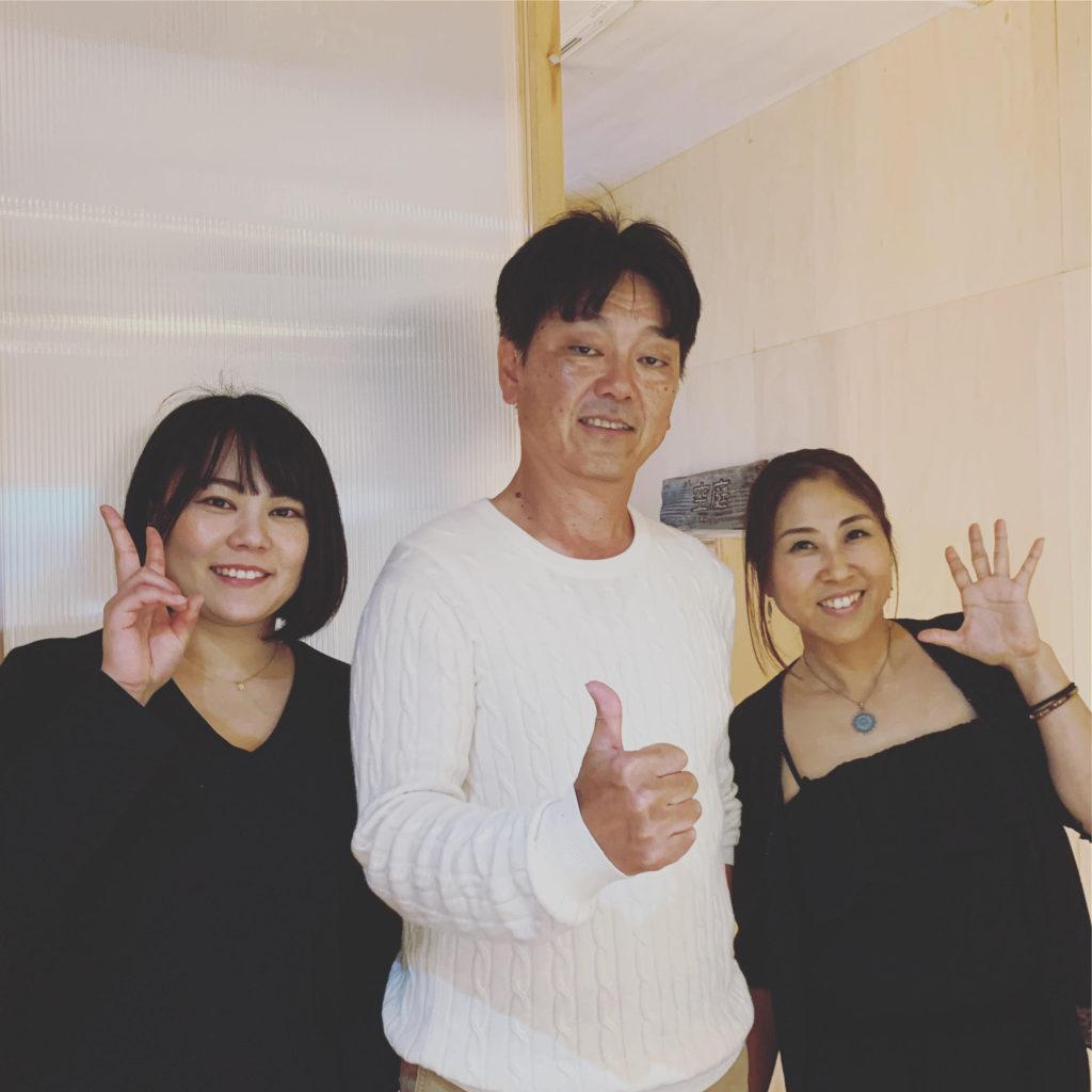 ベジ膳®︎アドバイザー、野菜ソムリエの宮崎ノゾミさんと、大阪でボニートーンというこだわり野菜、果物だけを扱う八百屋をされている母良田 さやかさん