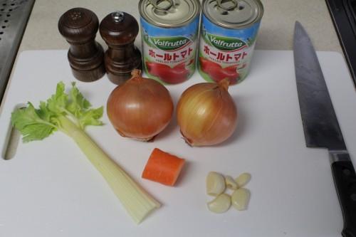 トマトソースベース
